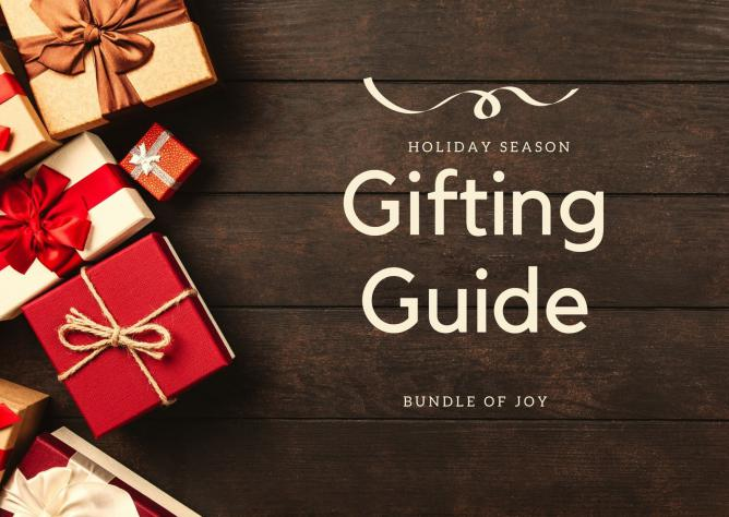 Holiday Season Gifting Ideas for Your Loved Ones